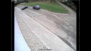 BMW 325is (E30) crash | Riga, Latvia