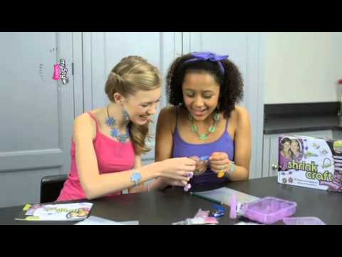 Designer Jewellery & Shrink Craft Jewellery TV advert from Interplay UK