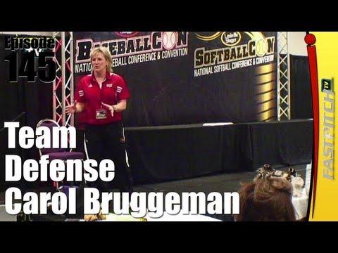 Team Defense  Carol Bruggeman