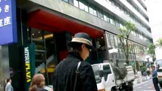 2008年7月24日花組東京寶塚大劇場大空祐飛入待.