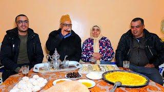 إحتفال عائلة لالة حادة بالمولد النبوي بين الماضي و الحاضر
