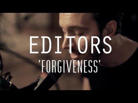 Editors - Forgiveness (Last.fm Lightship95 Series)