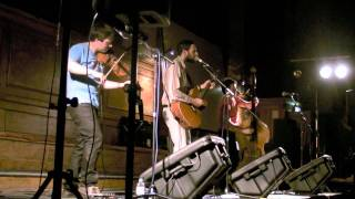 Alasdair Roberts - Little Sir Hugh (Cecil Sharp House, 30th Oct 2010)