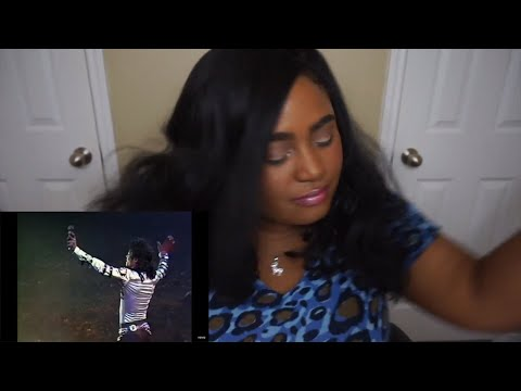 Michael Jackson - Human Nature  At Wembley July 16 1988 Reaction **Requested**