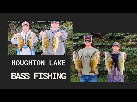 Houghton Lake Michigan Fall Bass Fishing Tournament 01