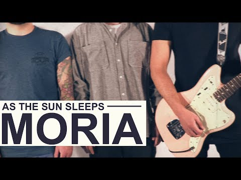 As The Sun Sleeps - MORIA (OFFICIAL VIDEO)