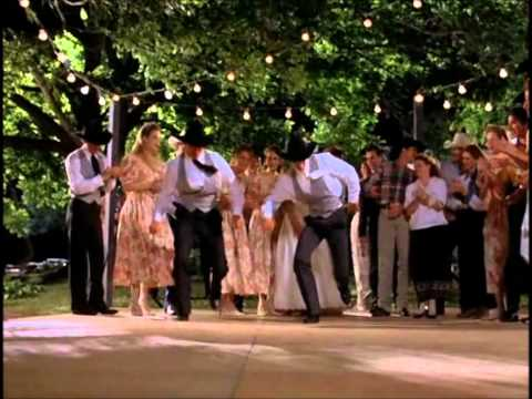 Thumbnail: Line Dance Scene from the Movie 8 Seconds