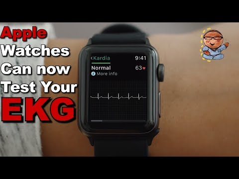 What Does The Apple Watch's EKG Actually Do