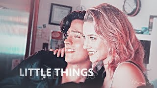 Cole Sprouse & Lili Reinhart ► Sprousehart ► Little Things