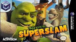 Longplay of Shrek SuperSlam
