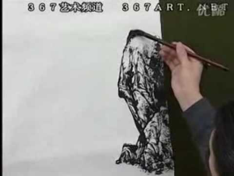 Zeng Gang 曾刚山水画 DVD Course of Chinese Landscape Painting (Disk 1-14)