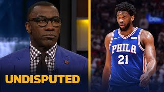 Excuses for Joel Embiid are 'unacceptable' as 76ers lose Game 5 — Shannon Sharpe | NBA | UNDISPUTED