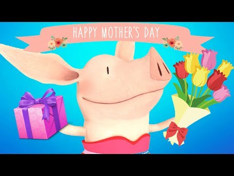 Olivia The Pig | Grandma Visits | MOTHERS DAY COMPILATION | Full Episodes | Cartoons for kids