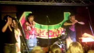 Stereo Total - wir tanzen im 4-eck (live)
