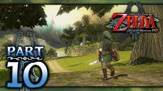 The Legend of Zelda: Twilight Princess HD - Part 10 - Hyrule Field