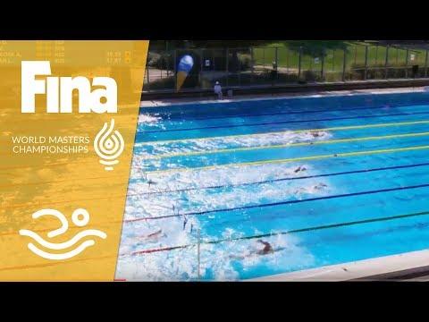 LIVE - Swimming Day 2: Hajos Pool A | FINA World Masters Championships 2017 - Budapest