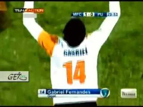 Gabriel fernandes goals