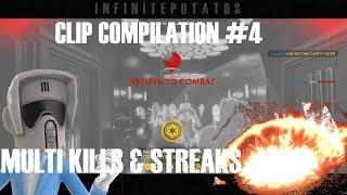 Clip Comp #4 Insane Streaks & Multi Kills