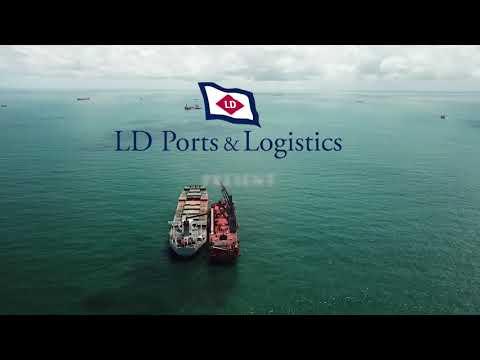 2021 - LD Ports & Logistics - ALM LOURA Transshiper Vessel