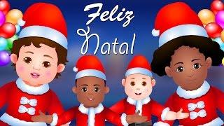 O ESPÍRITO DO NATAL | Feliz Natal | Canção de Natal | Canções Infantis em Português | ChuChu TV