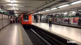 Metro Linea 8 ciudad de México