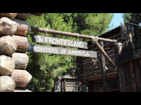 Disneyland Frontierland Area Music Loop (Full, 2012)