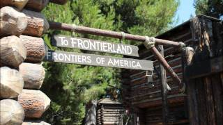 Mix - Disneyland Frontierland Area Music Loop (Full, 2012)