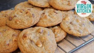 Homemade Chocolate & Hazelnut Cookie Recipe