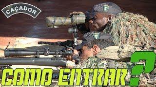 Baixar Caçador do Exército Brasileiro - Cursos Militares