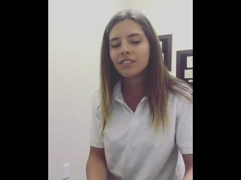 """Avery Madilyn singing a cover ofMaroon 5's """"Sunday Morning"""""""