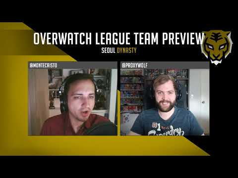 Seoul Dynasty - Overwatch League Team Preview