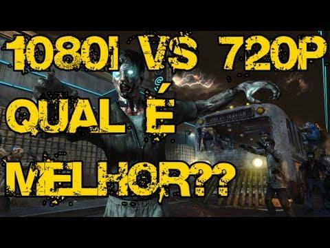 Resolução: 1080i ou 720p? Qual é melhor?