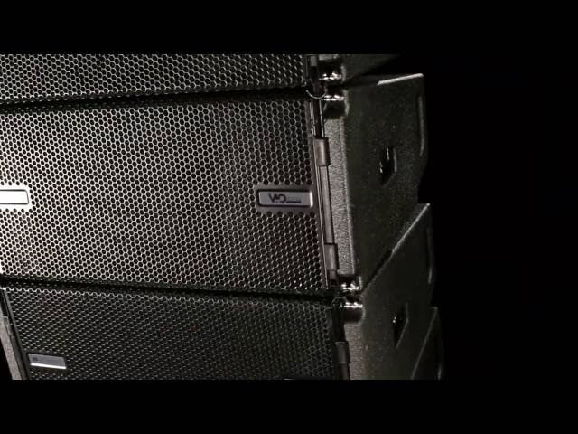 dBTechnologies VIO Line Array and Sub series