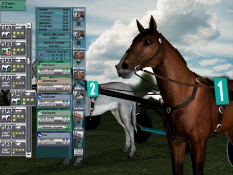 Horse racing game for pc