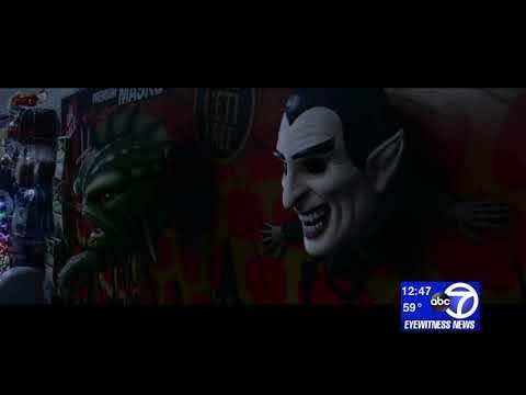 Sandy Kenyon reviews Goosebumps 2: Haunted Halloween