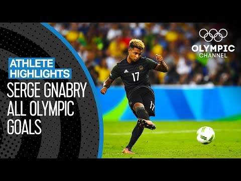 all-serge-gnabry-🇩🇪-goals-at-the-rio-2016-men's-football-tournament- -athlete-highlights
