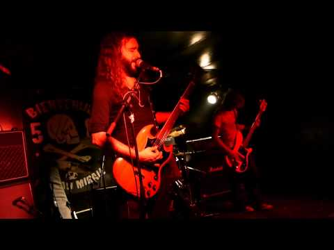 "Doctor Cyclops ""Rotten Trolls"" live @ L'Hérétic Club - Bordeaux – 2014"