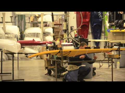 Thermoforming Eddyline Kayaks - Forming The Future