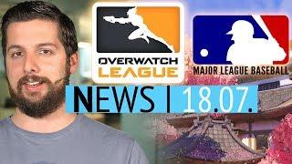 Overwatch-Liga droht Ärger von US-Baseball-Verband - Dritte Liga kommt offiziell in FIFA 18 - News