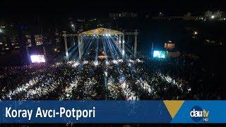 Koray Avcı \Potpori\ DAÜ 24. Bahar Festivali Performansı