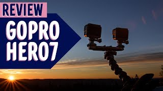GoPro HERO7 Black - Hva er nytt?! (Norsk tekst)