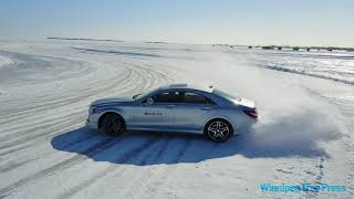 AMG Winter Sporting Tour