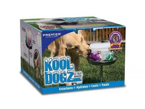 Premier Kool Dogz Ice Treat Maker Dog Toy