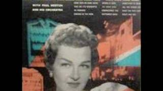 Watch Jo Stafford Why Cant You Behave video