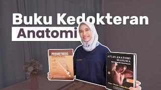 Buku Atlas Anatomi Kedokteran 2021 Untuk Mahasiswa Kedokteran   dr. Vania Utami