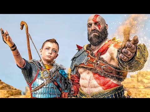 GOD OF WAR 4 All Cutscenes Full Movie thumbnail