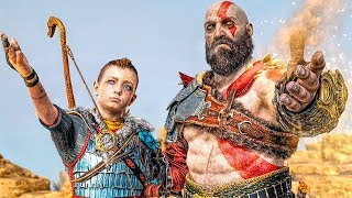 vuclip GOD OF WAR 4 All Cutscenes Full Movie