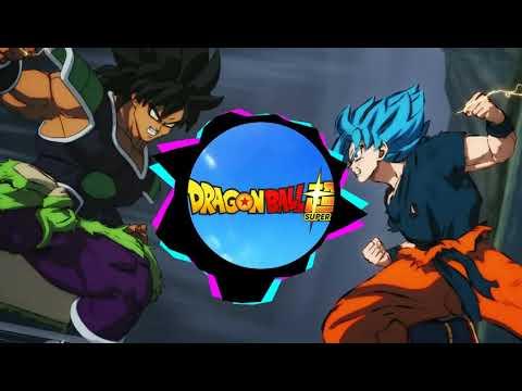 Dragon Ball Super Broly: Blizzard (Movie Edit - English Ver.) -[三浦大知]