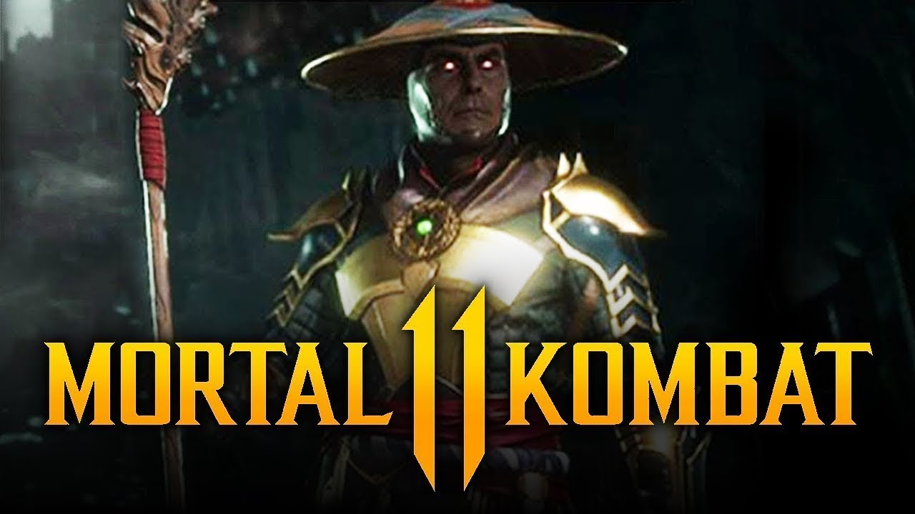 Mortal Kombat 11 MK11 Raiden Move List Preview and Tower Of Time Tutorial 1  Fights