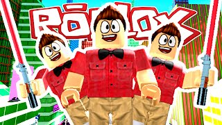 Roblox / Clone Tycoon / CLONE WARS!! / Corl Plays